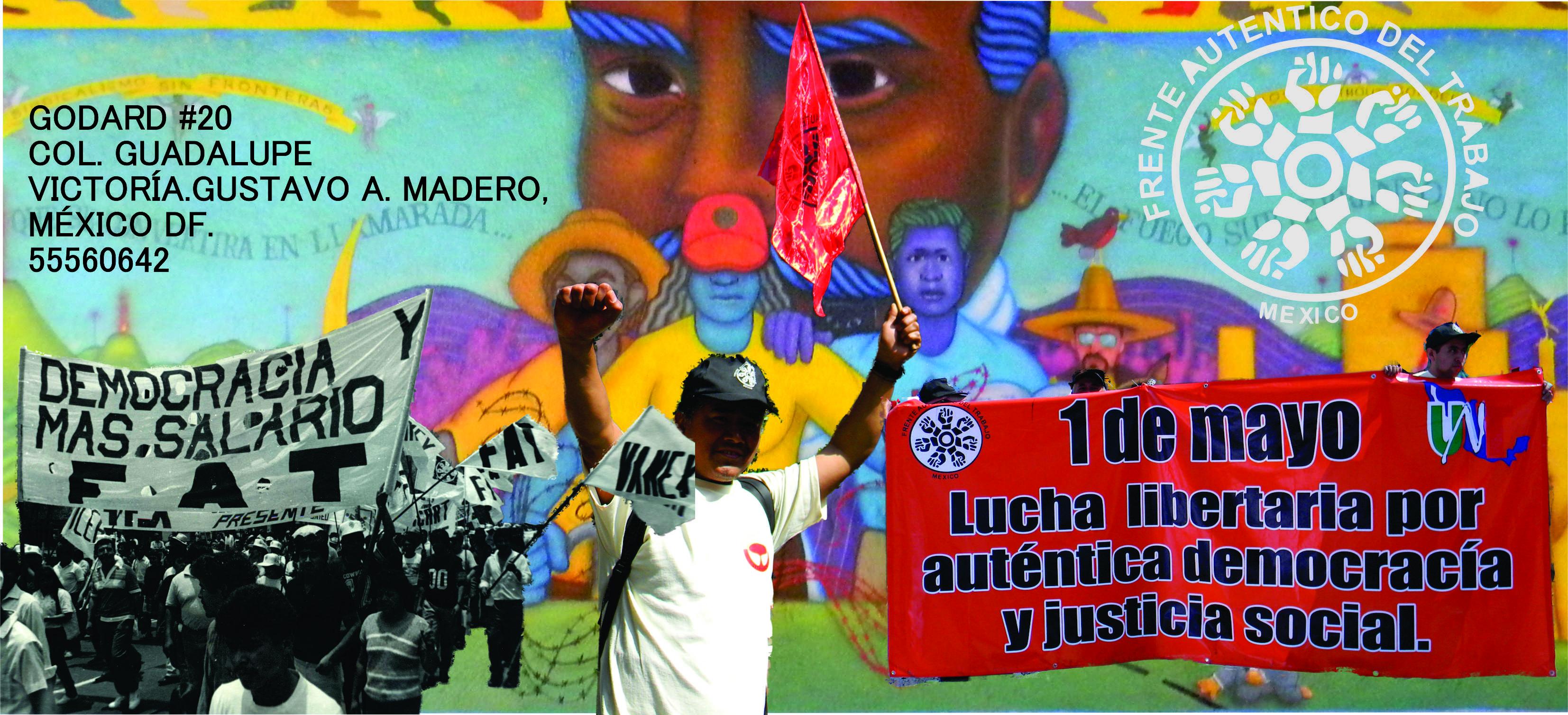 Frente Auténtico del Trabajo Logo