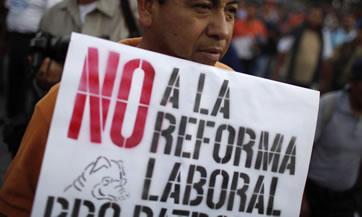 Boletín:El gobierno está cocinando una reforma laboral sin consulta ni información pública